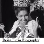 Reita Faria Biography In Hindi